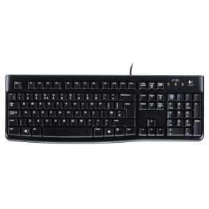 Tastatur Logitech K120 med ledning