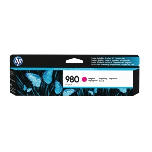Blekkpatron HP 980 D8J08A X555/X585 magenta
