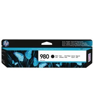 Blekkpatron HP 980 D8J10A X555/X585 sort