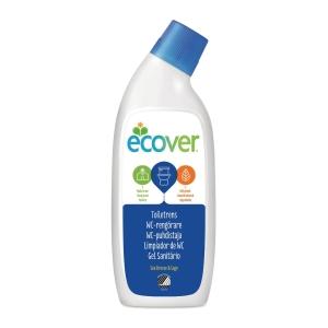 Toalettrens Ecover gel 750 ml
