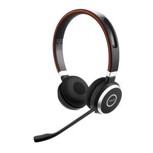 HEADSETT JABRA EVOLVE 65 UC DUO USB MS