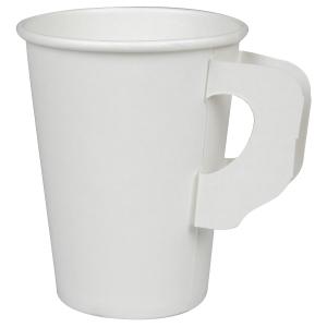 Kaffekopp med håndtak 25 cl 8013 pose à 50 stk