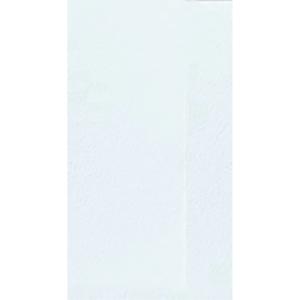 Serviett til dispenser Duni, 33 x 32 cm, hvit, pakke à 750 stk.
