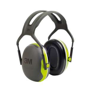 Øreklokker 3M Peltor X4A SNR 33 dB
