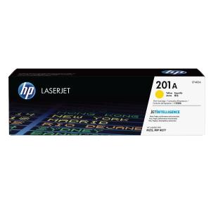Lasertoner HP CF402A 201A gul