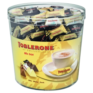 Sjokolade Toblerone Tiny Mix 904 gram