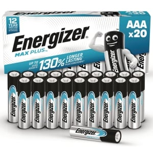 BATTERI ENERGIZER ALKALINE ECO ADVANCED AAA/LR3 PAKKE Á 20 STK