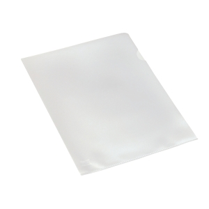 Omslag Bantex, A4, uten hull, pakke à 100 stk.