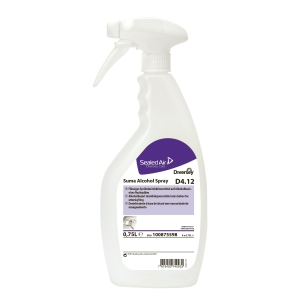 Alkoholspray Suma D4.12  0,75l