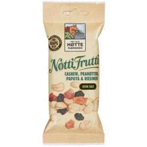 Nøtter Nøtti frutti dln 60 gram