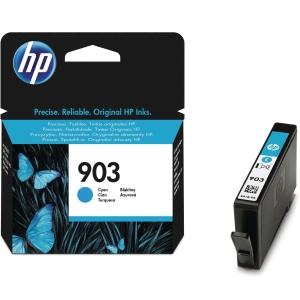 Blekkpatron HP T6L87AE inkjet 903 cyan 300 sider