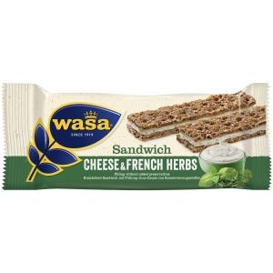 Sandwich Wasa franske urter 30g pakke à 24 stk