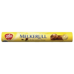 Sjokolade Freia Melkerull, pakke à 28 stk. à 74 g