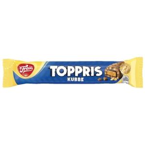 Sjokolade Freia Toppris, pakke à 25 stk. à 60 g