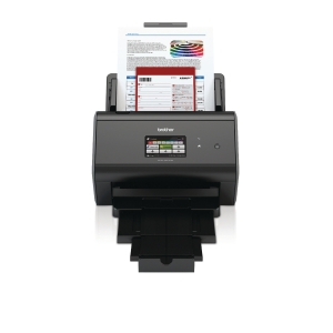 SCANNER BROTHER ADS2800W FARGE