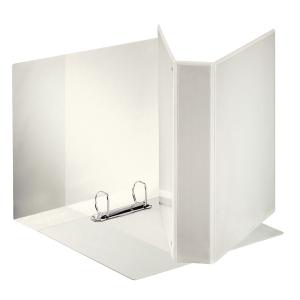 Presentasjonsringperm Esselte Panorama, A4, 50 mm, hvit