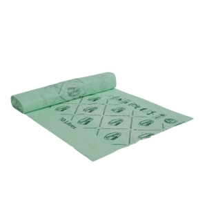Rul25 Biobag 17my 43x45 10l grønn