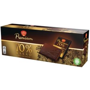 Sjokolade Freia 70 % pk24x10g
