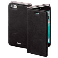 Hardcase für iPhone 7 177814, Flap Case, mit Frontklappe, schwarz