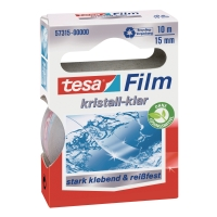 Klebefilm Tesa tesafilm 57315 kristallklar 15mm x 10m