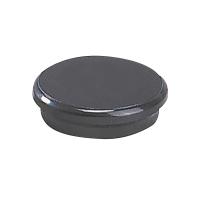 Haftmagnet Dahle 95524, Durchmesser: 24mm, schwarz