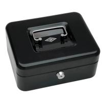 Geldkassette Wedo 145221, Maße: 200 x 160 x 90mm, schwarz