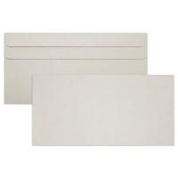 Briefumschläge DIN lang, ohne Fenster, Selbstklebung, 80g, Recycling, 1000St