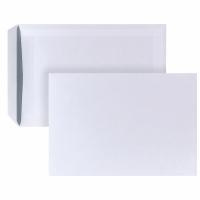 Versandtaschen C5, ohne Fenster, Selbstklebung, 90g, weiß, 500 Stück