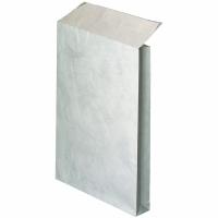 Faltentasche Bong 14348, B4, 40mm-Falte, ohne Fenster, HK, fadenverstärkt