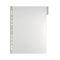 Sichttafel Durable 5607, A4, transparent, 5 Stück