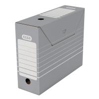 Archivschachtel Elba 83422, Maße: 27 x 34 x 11cm, grau/weiß