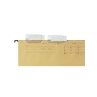 Vollsichtreiter Leitz 6114, 60mm, 4zeilig, 50 Stück