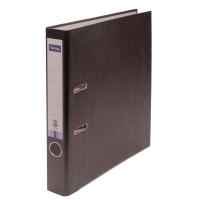 Ordner Lyreco Standard, A4, Rückenbreite: 50mm, schwarz