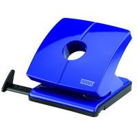 Locher Novus B 225, Stanzleistung: 25 Blatt, blau