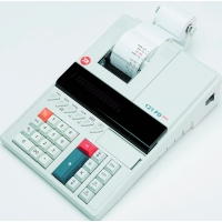 Tischrechner TA 121PD Plus, 12stellig, Netzbetrieb, grau