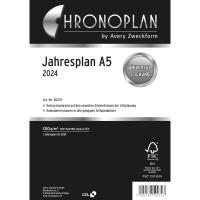 Jahresplan 2017 Chronoplan 50277, A5