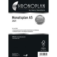 Monatsplan 2017 Chronoplan 50287, A5