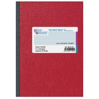 Geschäftsbuch K+E 86-16271, A6, kariert, 48 Blatt