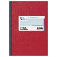Geschäftsbuch K+E 86-16272, A6, kariert, 96 Blatt