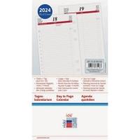 Kalendarium 2018 ide 66900, Timing 2, 1 Tag / 1 Seite
