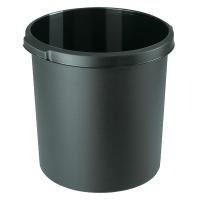 Papierkorb HAN 1834-13, Fassungsvermögen: 30 Liter, schwarz
