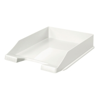 Briefkorb HAN 1027, stapelbar, Maße: 243 x 335 x 57mm, weiß