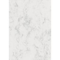 Papier Sigel DP371, A4, 90g, marmoriert, grau, 100 Blatt