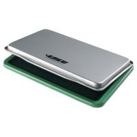 Stempelkissen Laco 2601010400, Typ 2, 11 x 7cm, grün
