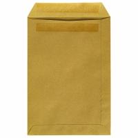 Versandtaschen C4, ohne Fenster, Selbstklebung, 90g, braun, 100 Stück