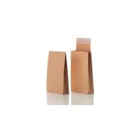 Faltentaschen Bong 8350032, B4, 40mm-Falte, ohne Fenster, HK, braun, 10 Stück