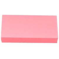 Moderationskarten OTC M301-06, Rechtecke, 95 x 205mm, 130g, rosa, 250 Stück