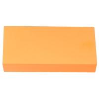Moderationskarten OTC M301-05, Rechtecke, 95 x 205mm, 130g, orange, 250 Stück