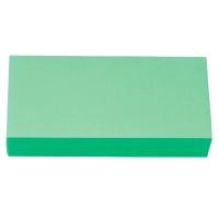 Moderationskarten OTC M301-08, Rechtecke, 95 x 205mm, 130g, grün, 250 Stück