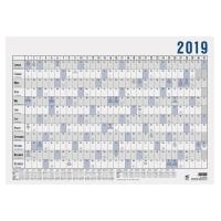 Plakatkalender 2018 Zettler 922, 12 Monate / 1 Seite, 61 x 43cm
